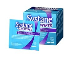 Systane® Lid Wipes